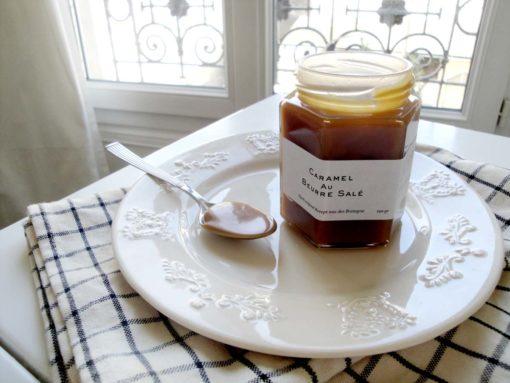 Recettes avec Caramel au beurre salé