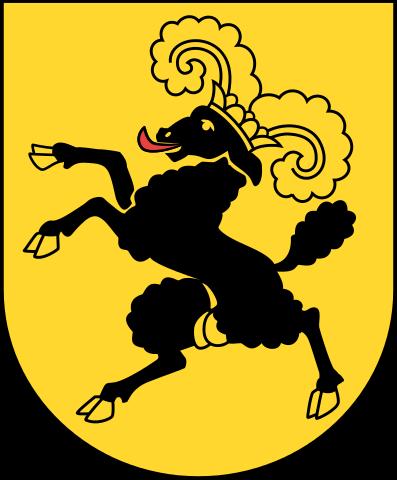 Blason canton de Schaffhouse (Image Wikimedia Commons)