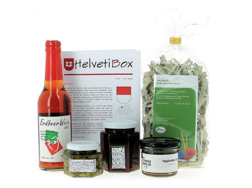 HelvetiBox n°21 – Produits du terroir soleurois