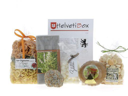 HelvetiBox N°25 – Regionale Produkte aus Appenzell Ausserrhoden