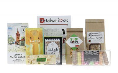 HelvetiBox n°28 – Produits du terroir de Bâle-Ville et Bâle-Campagne