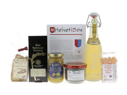HelvetiBox N°29 – Regionale Produkte aus dem Tessin