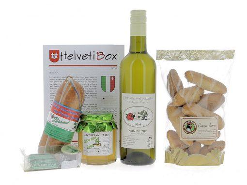 HelvetiBox N°30 – Regionale Produkte aus Neuenburg