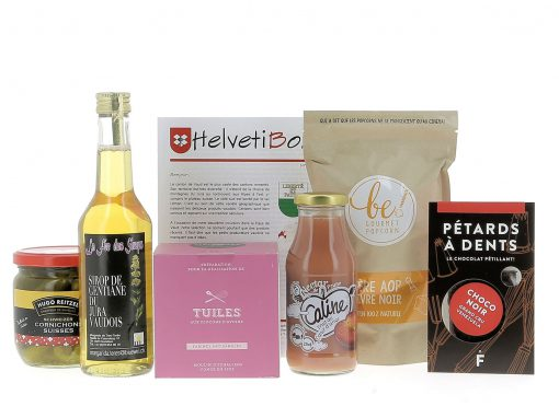 HelvetiBox N°33 – Regionale Produkte aus Waadt
