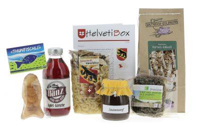 HelvetiBox n°35 – Produits du terroir bernois