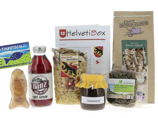 HelvetiBox N°35 – Regionale Produkte aus Bern
