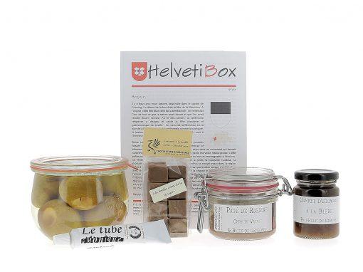 HelvetiBox n°37 – Produits du terroir fribourgeois