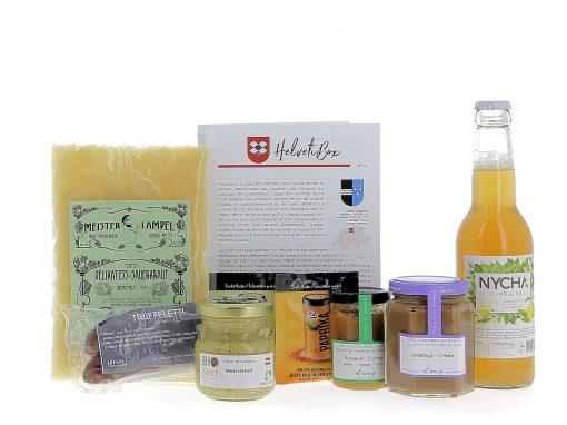 HelvetiBox n°41 – Produits du terroir argovien