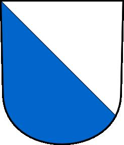 Blason canton Zürich (Image Wikimedia Commons)