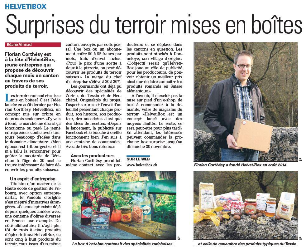 Agri-28.11.2014-Surprises du terroir mises en boîtes-Réane-Ahmad