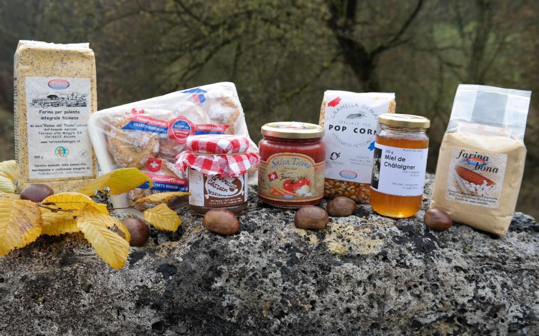 HelvetiBox n°3 – Produits du terroir du Tessin