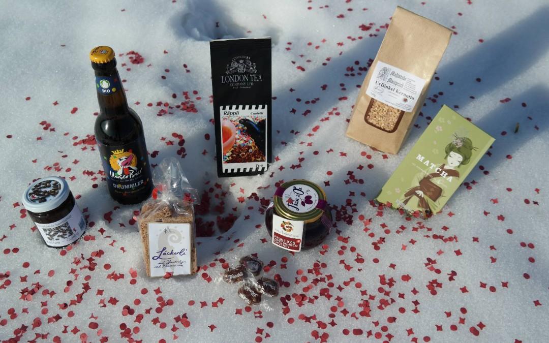 HelvetiBox N°6 – Regionale Produkte aus Basel