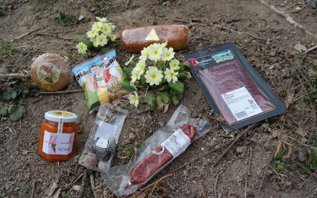 HelvetiBox n°7 – Regionale Produkte vom Appenzellerland