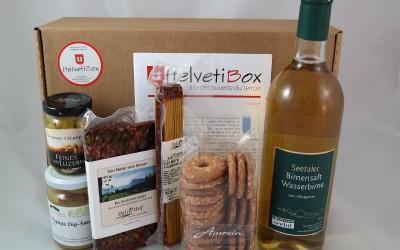 HelvetiBox n°9 – Produits du terroir lucernois