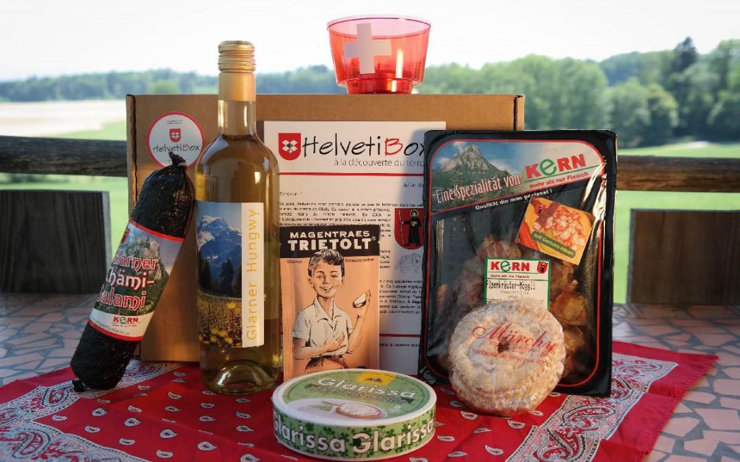 HelvetiBox n°11 – Produits du terroir glaronais