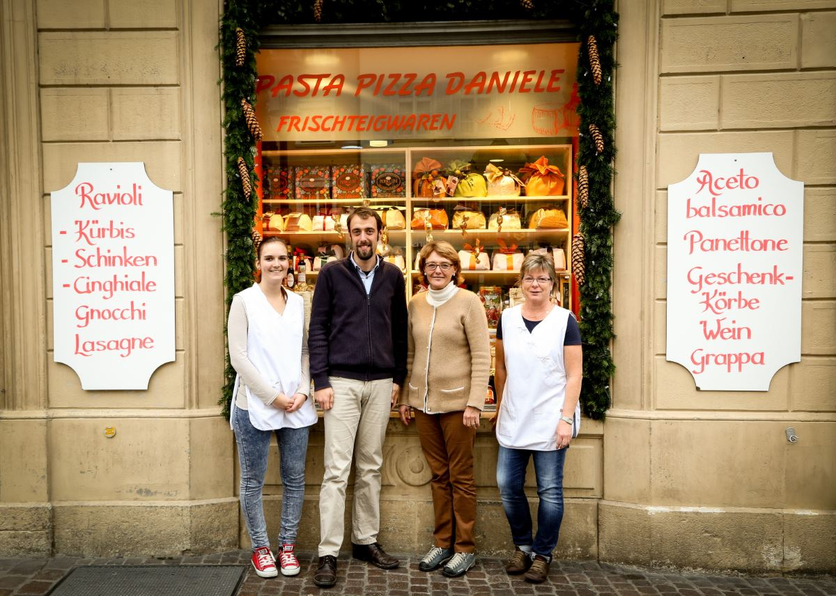 Famille Peruch, Schaffhouse