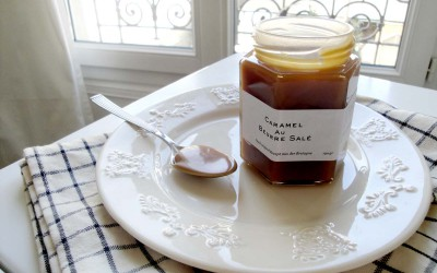 Rezepte mit Caramel au beurre salé