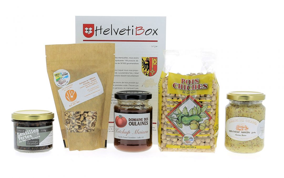 HelvetiBox N°24 – Regionale Produkte aus Genf