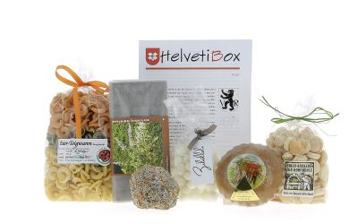 HelvetiBox n°25 – Produits du terroir appenzellois Rhodes-Extérieures