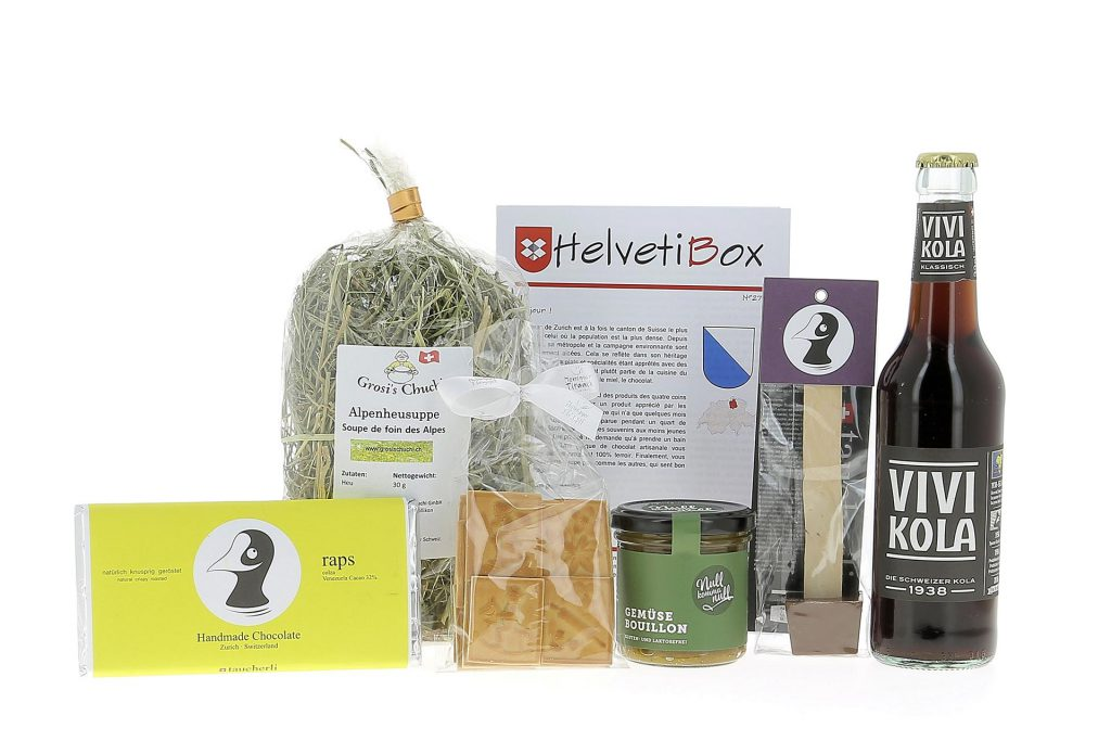 HelvetiBox N27 Zurich