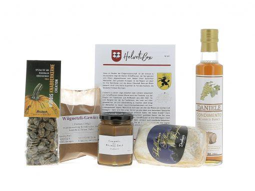 HelvetiBox n°40 – Produits du terroir schaffhousois