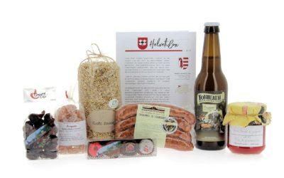 HelvetiBox N°43 – Regionale Produkte aus dem Jura