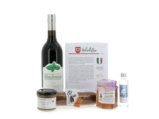 HelvetiBox n°48 – Produits du terroir de Neuchâtel