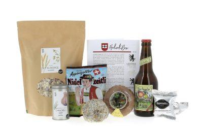 HelvetiBox n°49 – Regionale Produkte vom Appenzellerland