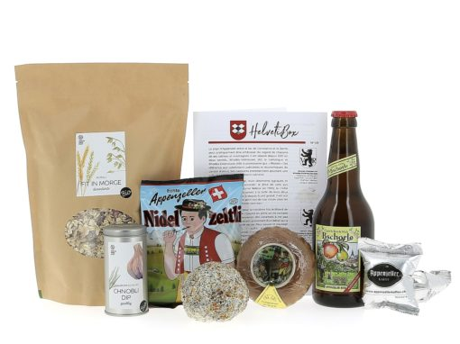 HelvetiBox n°49 – Produits du terroir d'Appenzell