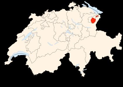 Carte de la Suisse (AI) (image Wikimedia Commons Poulpy)