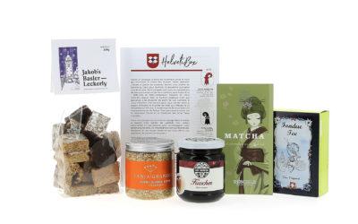 HelvetiBox N°51 – Regionale Produkte aus Basel-Stadt und Basel-Landschaft