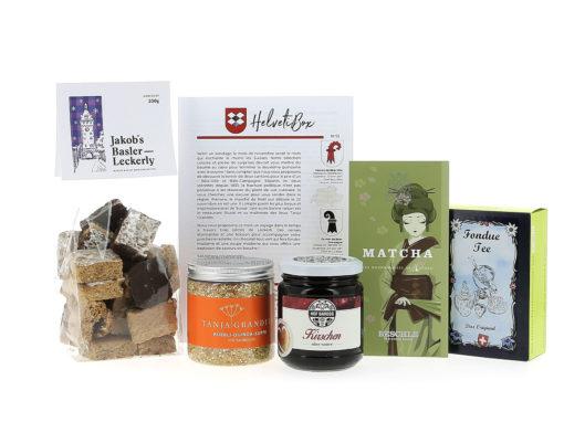 HelvetiBox n°51 – Produits du terroir de Bâle-Campagne et Bâle-Ville