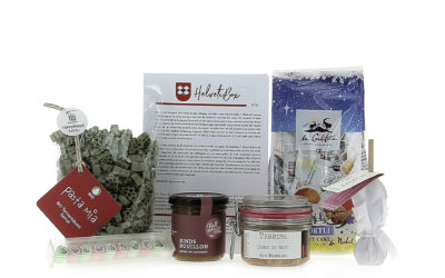 HelvetiBox N°52 – Weihnachten 2018