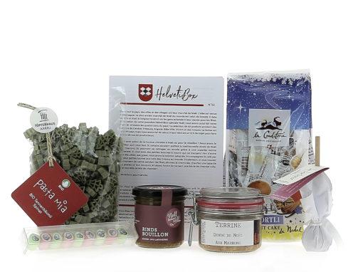 HelvetiBox n°52 – Noël 2018