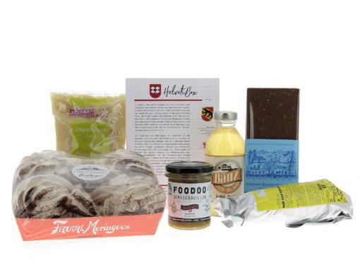 HelvetiBox N°53 – Regionale Produkte aus Bern