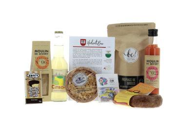 HelvetiBox N°55 – Regionale Produkte aus Waadt
