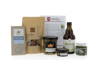 HelvetiBox N°56 – Regionale Produkte aus Thurgau