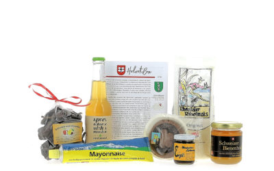 HelvetiBox n°58 – Regionale Produkte aus St. Gallen