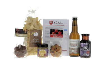 HelvetiBox N°59 – Regionale Produkte aus Zug