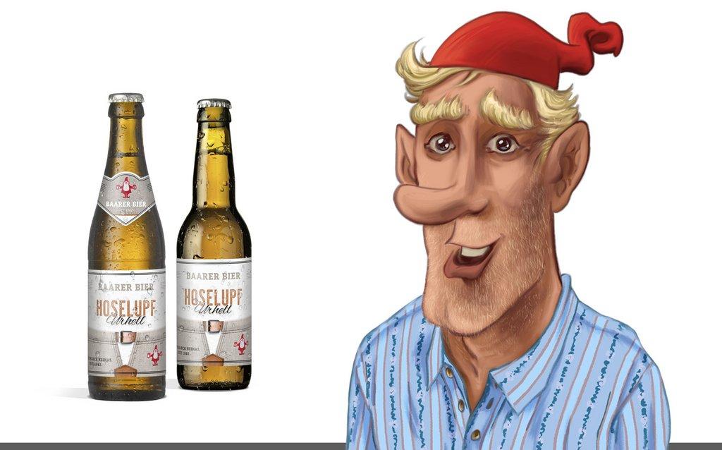 Hoselupf Baarer Bier