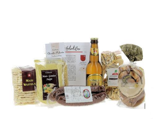 HelvetiBox n°62 – Produits du terroir schwyzois